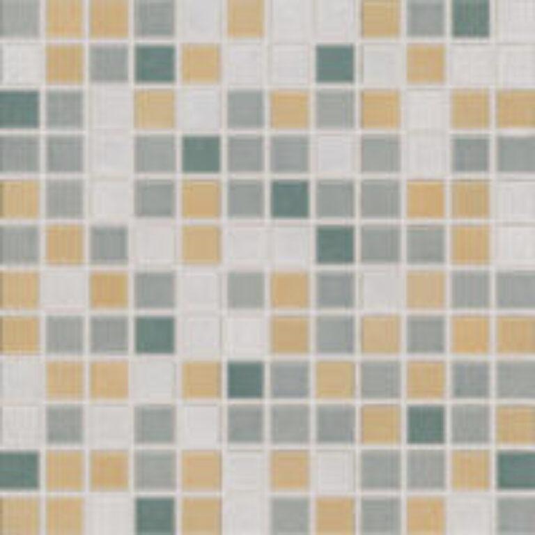 savana 30/30 I.j.mix barev světlá mozaika 2,3x2,3 GDM02210 - Doprodej obkladů a dlažeb / Mozaiky