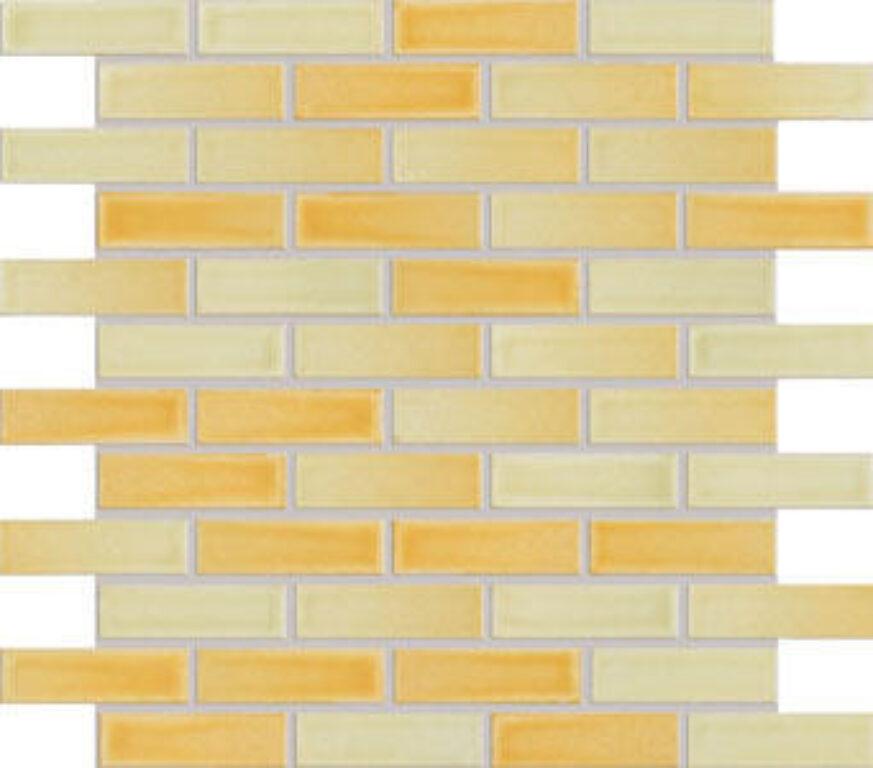 GDMAJ059 30/30 I.j. mozaika city lesklá cihla - Doprodej obkladů a dlažeb / Mozaiky
