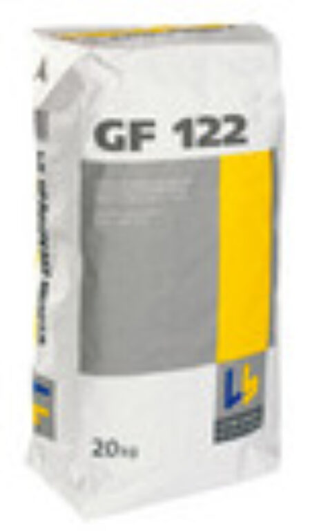 LAS GF123 sp.hmota antracite á5kg - Stavební chemie / Spárování