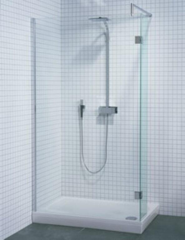 RIHO POLAR P201 sprch.zástěna pravá 120/90 GP23200 - Sprchové kouty pro koupelny / Ostatní produkty pro sprchové kouty / Katalog koupelen