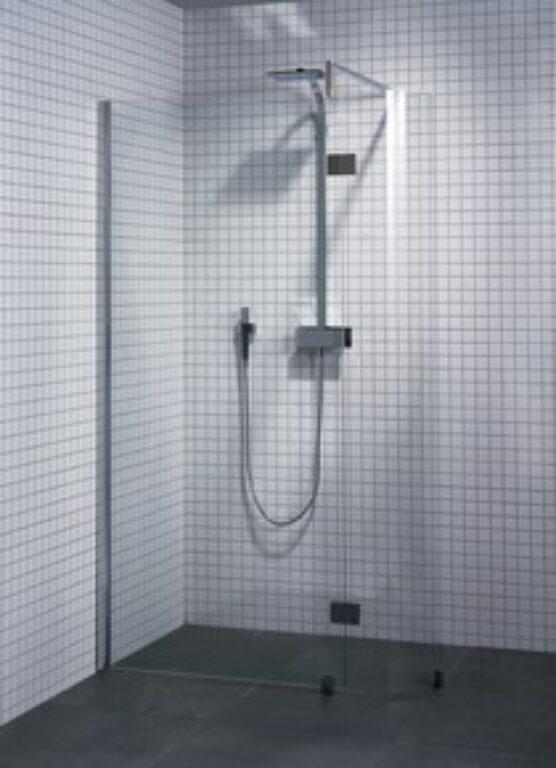 RIHO POLAR P204 sprch.zástěna 120/90 - Sprchové kouty pro koupelny / Dveře do niky / Katalog koupelen