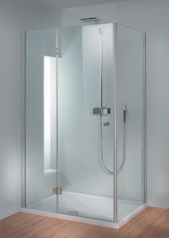 RIHO SCANDIC W  W203 120/90 sprch.zástěna GW92200 - Sprchové kouty pro koupelny / Dveře do niky / Katalog koupelen
