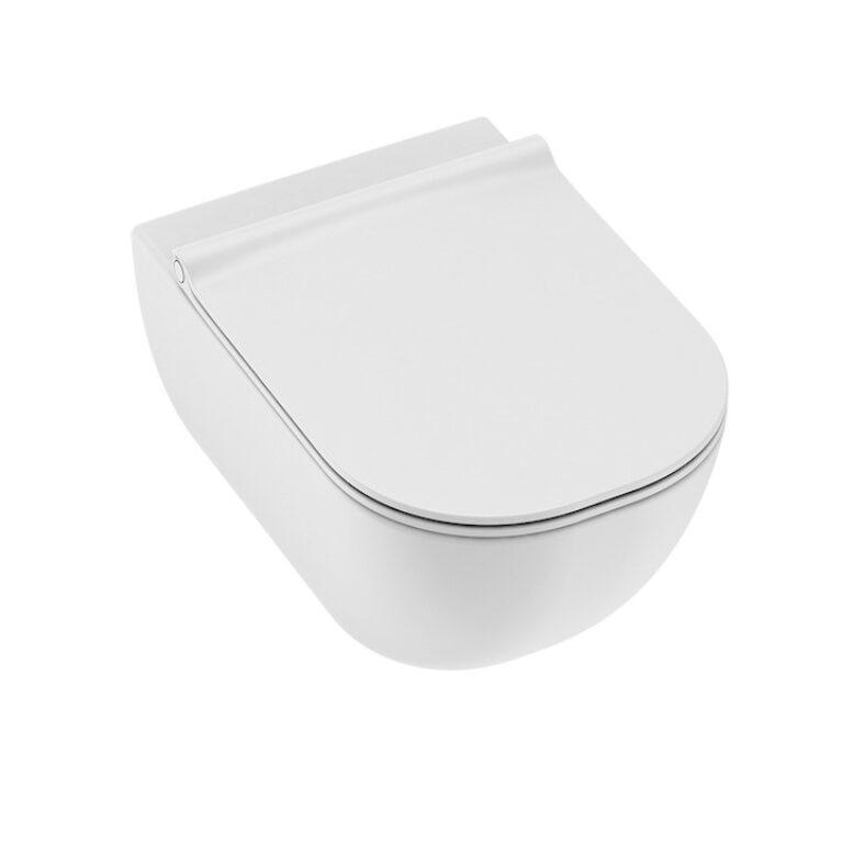 JIKA MIO WC závěsný bílý bez oplachového kruhu 8.2071.4.000.000.1 -