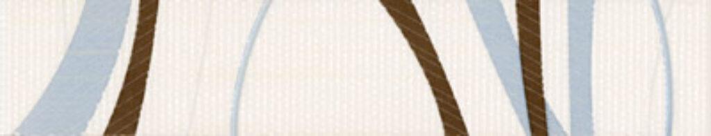 Listelo k obkladu Fantastic B14 azul 25/5 - Doprodej obkladů a dlažeb / Keramické obklady a dlažby