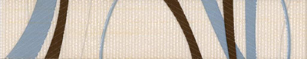 Listelo k obkladu Fantastic B14 marrón 25/5 - Doprodej obkladů a dlažeb / Keramické obklady a dlažby