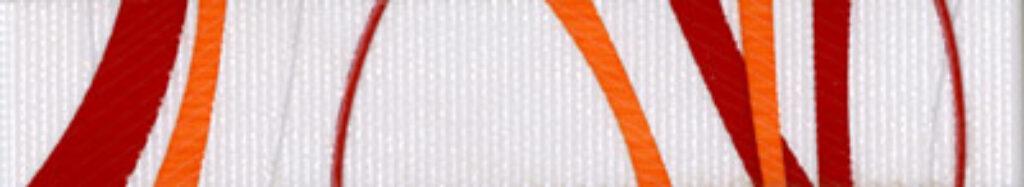 Listelo k obkladu Fantastic B14 rojo 25/5 - Doprodej obkladů a dlažeb / Keramické obklady a dlažby
