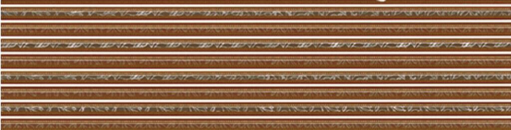 Listelo k obkladu Organza B23 beige 15/60 I.j. - Doprodej obkladů a dlažeb / Keramické obklady a dlažby