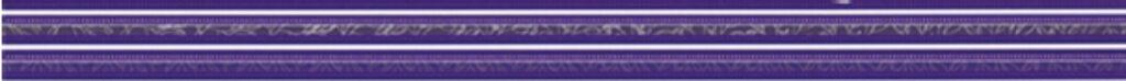 Listelo k obkladu Organza B24 lila 5/60 I.j. - Doprodej obkladů a dlažeb / Keramické obklady a dlažby