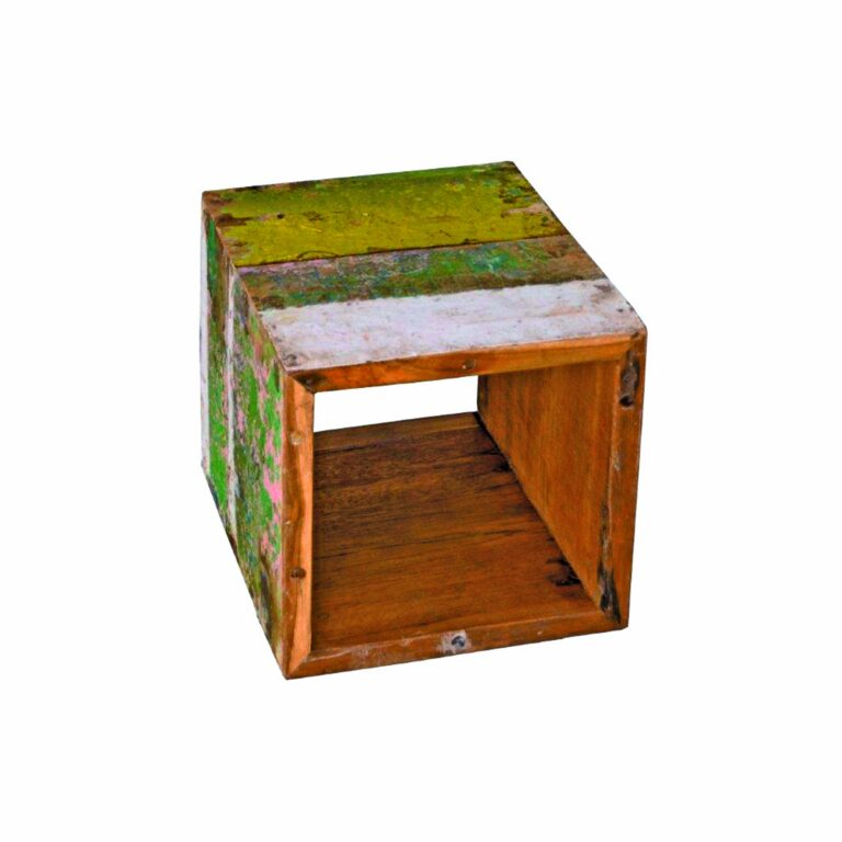 holiday deco cubo 30x30cm H.30cm - Koupelnový nábytek / Nábytek nejen do koupelny / Katalog koupelen