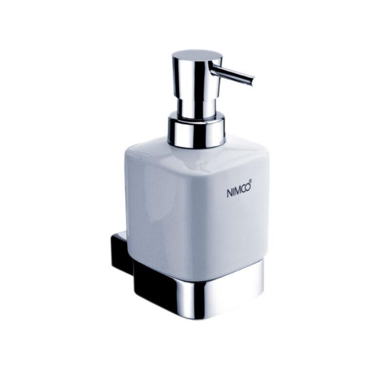 NIMCO-Kibo dávkovač na tekuté mýdlo 250ml keramika KI14031K-26 - Koupelnové doplňky / Doplňky do koupelny