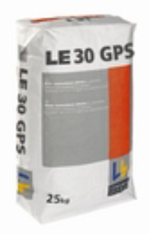 LAS LE30GPS samonivelační sádrová hmota á25kg BK0 200 25 07 L0V - Stavební chemie / Příprava podkladu