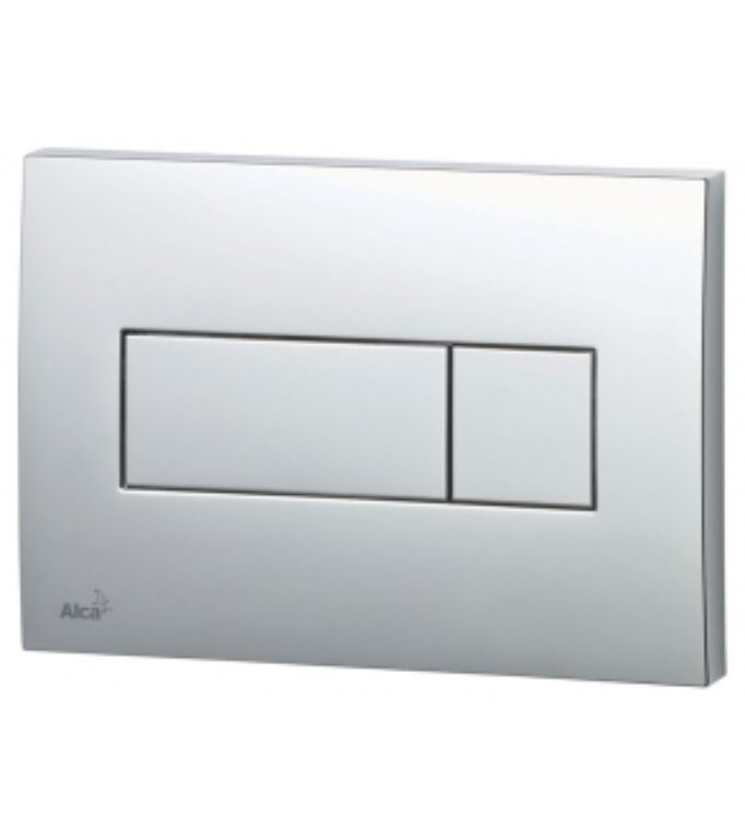 Ovládací tlačítko pro předstěnové instalační systémy chrom-mat M372 - Sanitární keramika  / WC - toaleta  / Tlačítka k WC / Katalog koupelen