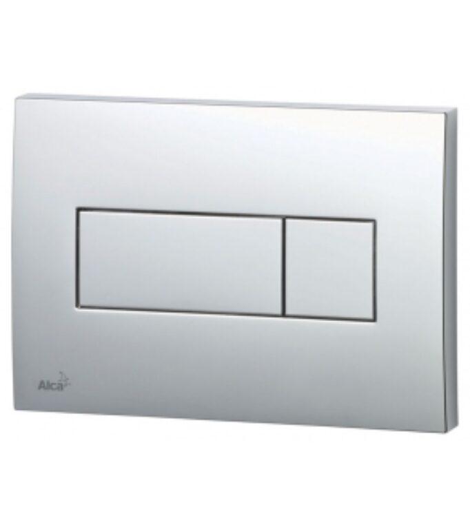 Ovládací tlačítko pro předstěnové instalační systémy chrom-mat M372 - Sanitární keramika / WC / Toalety / Tlačítka k WC