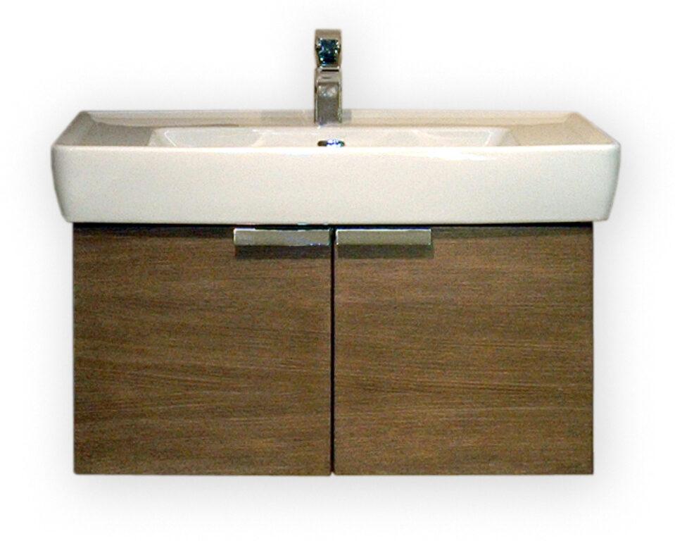 KARAT skříňka s umyvadlem 85 cm - Doprodej koupelnového vybavení / Koupelnový nábytek v doprodeji