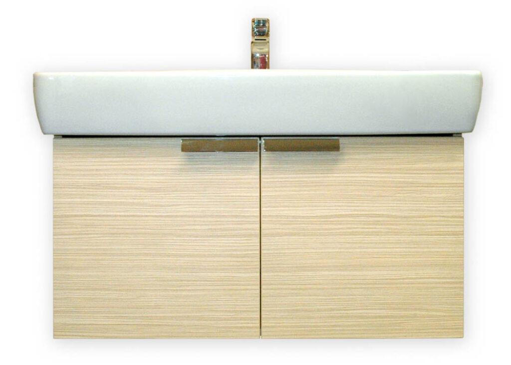 SETA skříňka s umyvadlem 85 cm - Doprodej koupelnového vybavení / Koupelnový nábytek v doprodeji