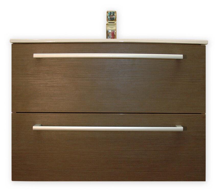 MODUS EBANO skříňka s umyvadlem 75 cm - Doprodej koupelnového vybavení / Koupelnový nábytek v doprodeji