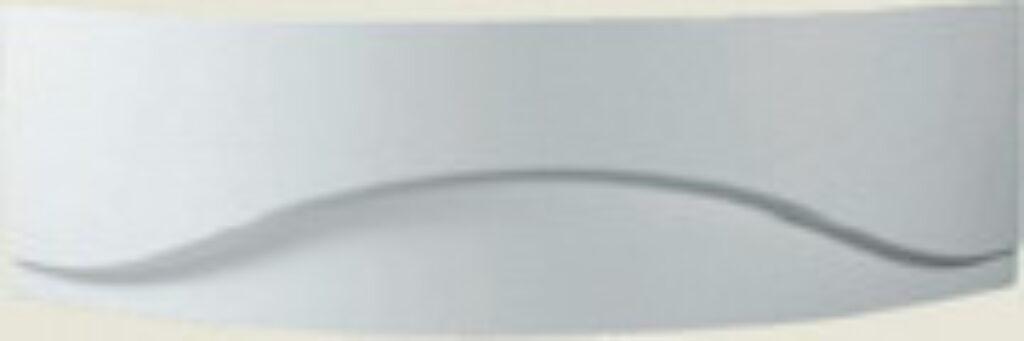 RIHO panel neo 140 P010 bílá005 I.j. - Vany  / Vanové zástěny do koupelen / Katalog koupelen