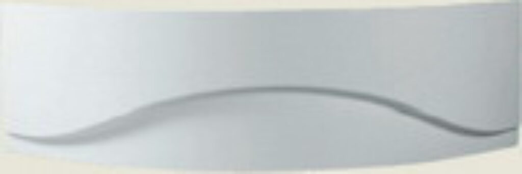 RIHO panel neo 150 P011 bílá005 I.j. - Vany / Vanové zástěny do koupelen