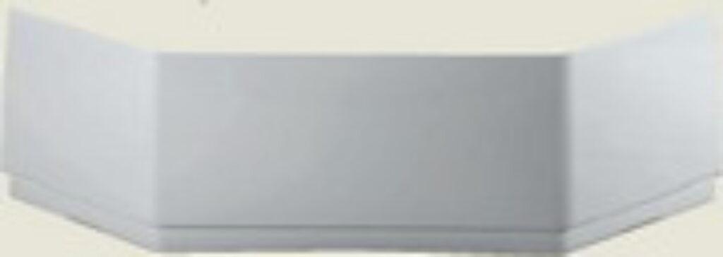RIHO panel Winnipeg,Panama,Austin P027 56cm bílý I.j. - Vany / Vanové zástěny do koupelen