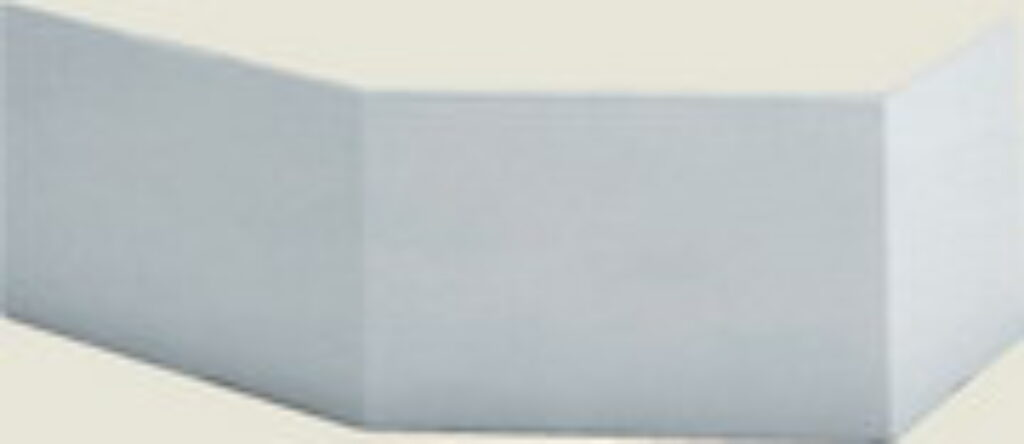 RIHO panel yukon P085 bílý I.j. - Vany / Vanové zástěny do koupelen