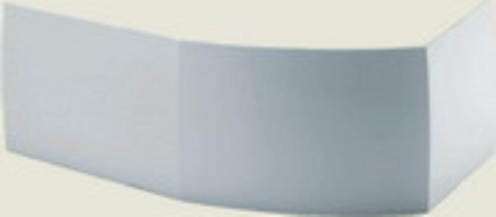 RIHO nora krycí panel levý P093 bílý I.j. - Vany  / Vanové zástěny do koupelen / Katalog koupelen