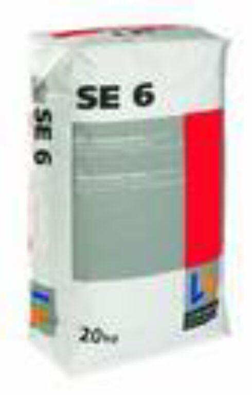 LAS SE6 utěsnění á20kg - Stavební chemie / Příprava podkladu / Katalog koupelen