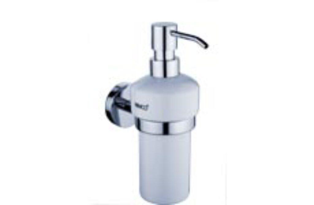 NIMCO-Unix dávkovač na tekuté mýdlo 200ml keramika/kov UN13031K-26 - Doprodej koupelnového vybavení / Koupelnové doplňky / Doplňky do koupelny