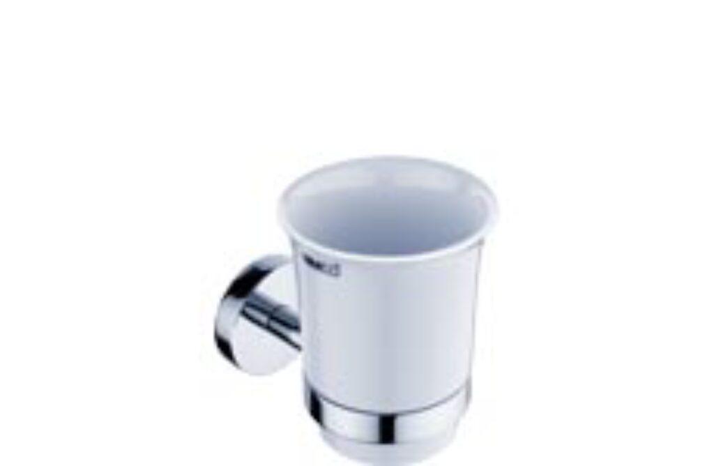 NIMCO-Unix držák pohárku keramika/kov UN13058K-26 - Doprodej koupelnového vybavení / Koupelnové doplňky v doprodeji