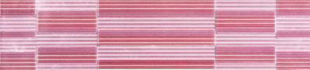villa 39,8/9 I.j.fialová listela WLAMC006 - Doprodej obkladů a dlažeb / Obklady a dlažby RAKO v doprodeji