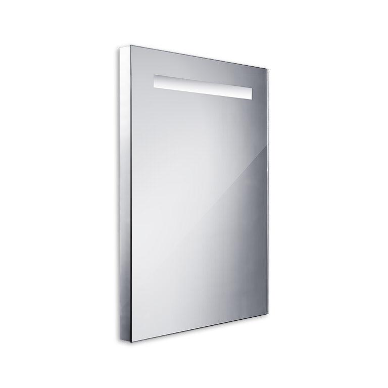 NIMCO-Koupelnové podsvícené LED zrcadlo 600x800 ZP1002 - Koupelnové doplňky / Zrcadla do koupelny / Katalog koupelen