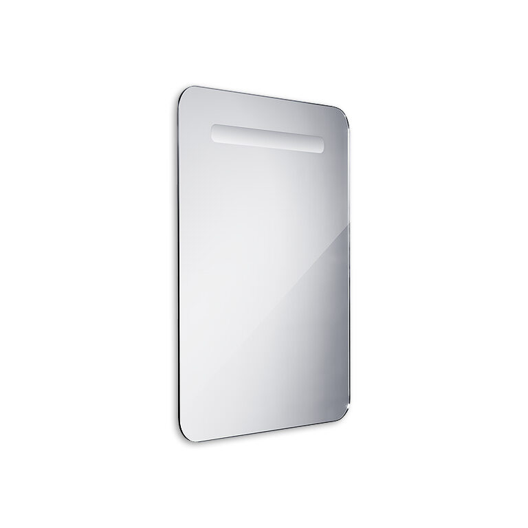 NIMCO-Koupelnové podsvícené LED zrcadlo 500x700 ZP2001 - Koupelnové doplňky / Zrcadla do koupelny / Katalog koupelen