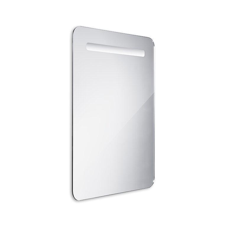 NIMCO-Koupelnové podsvícené LED zrcadlo 600x800 ZP2002 - Koupelnové doplňky / Zrcadla do koupelny / Katalog koupelen