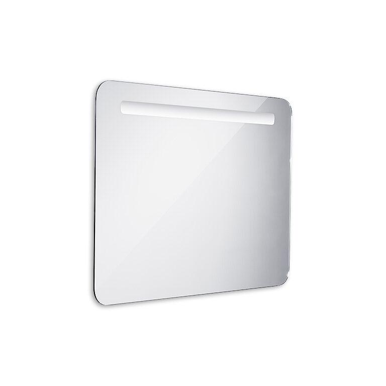 NIMCO-Koupelnové podsvícené LED zrcadlo 600x800 ZP2003 - Koupelnové doplňky / Zrcadla do koupelny / Katalog koupelen