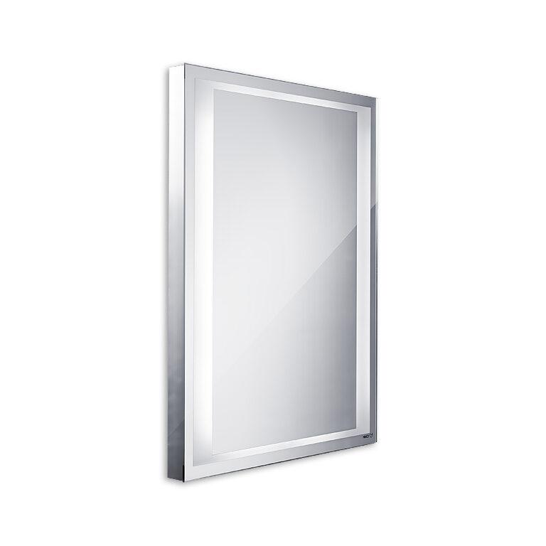 NIMCO-Koupelnové podsvícené LED zrcadlo 600x800 ZP4001 - Koupelnové doplňky / Zrcadla do koupelny / Katalog koupelen