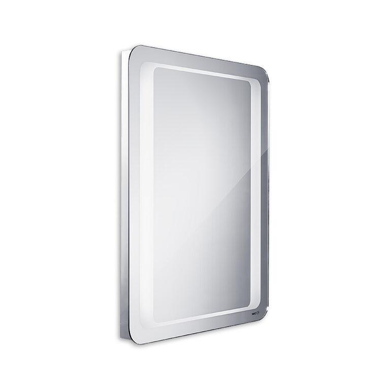 NIMCO-Koupelnové podsvícené LED zrcadlo 600x800 ZP5001 - Koupelnové doplňky / Zrcadla do koupelny / Katalog koupelen
