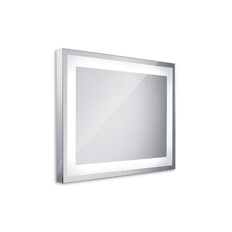 NIMCO-Koupelnové podsvícené LED zrcadlo 600x800 ZP6001 - Koupelnové doplňky / Zrcadla do koupelny / Katalog koupelen