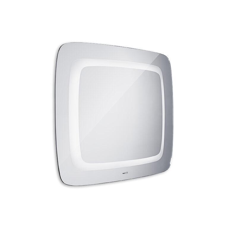 NIMCO-Koupelnové podsvícené LED zrcadlo 600x800 ZP7001 - Koupelnové doplňky / Zrcadla do koupelny / Katalog koupelen
