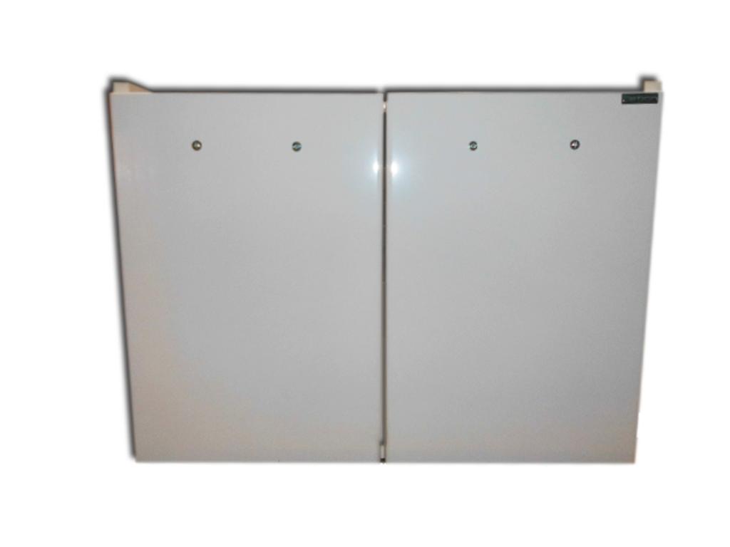 LB CLASS PCL17.LL skříňka závěsná bez umyvadla bílá/bílá - Doprodej koupelnového vybavení / Koupelnový nábytek v doprodeji / Skříňky pod umyvadlo ve slevě
