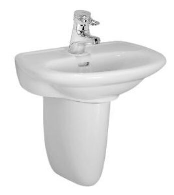 SWING umyvátko 48x36cm bílé 1540.0(ch000) I.j. - VYŘAZENO(5399000000047)