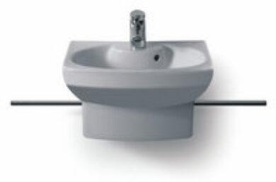 DAMA SENSO-C umývátko 48x37,5cm bílé 7327514000 I.j.(5406327514000)