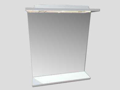LB ELEMENTS C zrcadlo ELBZ60.L bílá(6609900950009)