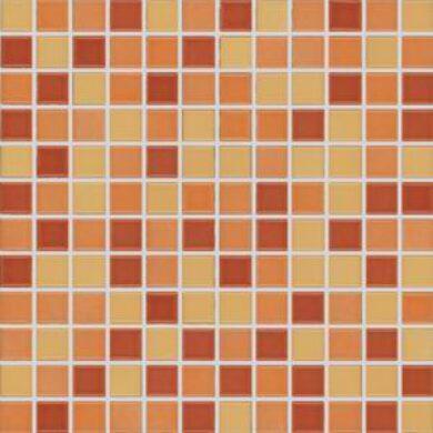 allegro 30/30 I.j.mozaika 2,3x2,3 mix oranžová GDM02044 (2CX044)(0440063018301)