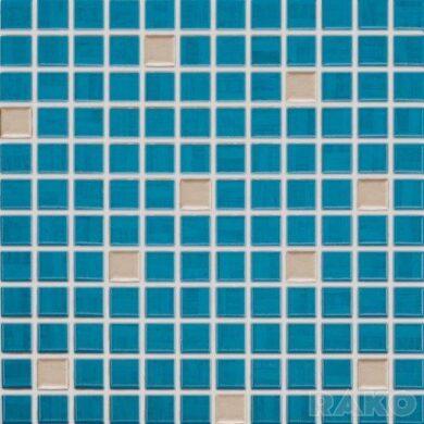 india 30/30 I.j.mozaika mix modrá/platina GDM02075 I.j.(0214208022301)