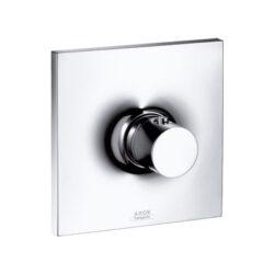 AX Massaud termostatická baterie pod omítku chrom 18740000-Designová termostatická baterie Axor Massaud pod omítku. Nutné dokoupit podomítkové těleso 01700180 Vhodná do moderní koupelny