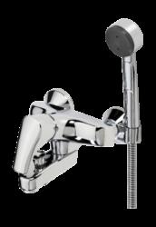 ORAS SAGA vanová+držák+apol 1941Y-Vanová a sprchová baterie s ruční sprchou Apollo, včetně držáku na krytce etážky. Vhodná do každé koupelny