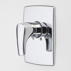 ORAS SAGA sprchová podomítková bat. 1987 chrom-Sprchová podomítková baterie - nadomítková část (kompletuje se s tělesem Oras v.č.1286) Vhodná do každé koupelny