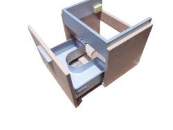 JIKA CUBITO skříňka pod umývátko 45cm fino/fino 5011.1(ch451) I.j.(5200250111451)