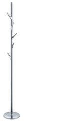 AX Massaud věšák na ručníky k postavení na podlahu chrom 42270000-Designový věšák na ručníky k postavení na podlahu chrom do každé koupelny