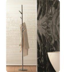AX Massaud věšák na ručníky k postavení na podlahu chrom 42270000(6002042270000)