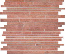 gobelino 45/45 I.j.mozaika červená DDP44322